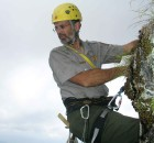 Prace wysokościowe - wielkie wyzwanie i odwaga