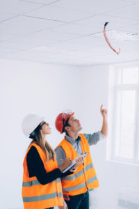kontrola techniczna stropu